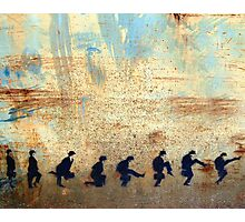 Ministry of Silly Walks Photographic Print