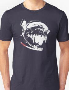 AstroChimp - In Space No One Hear Monkey Scream T-Shirt