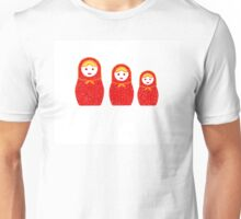 Matryoshka Doll Unisex T-Shirt