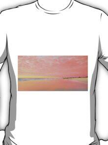 Dawn on Main Beach - Gold Coast Qld Australia T-Shirt