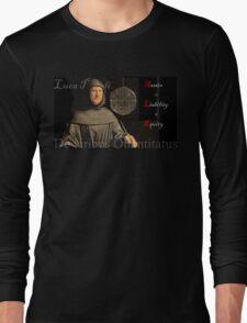 0870 - A=L+E Long Sleeve T-Shirt
