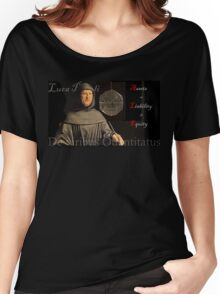 0870 - A=L+E Women's Relaxed Fit T-Shirt