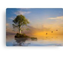 The Immortal Tree Canvas Print