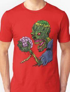 BRAINS!!! Unisex T-Shirt
