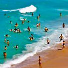 Bondi Beach surf by erinkazaam