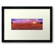 Lost in Space a Galactic adventure Framed Print