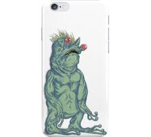 Crazy deformed mutant Troll Alien iPhone Case/Skin