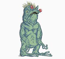 Crazy deformed mutant Troll Alien Unisex T-Shirt