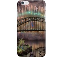 What a Blast - Sydney New Years Day 2015 # 4 iPhone Case/Skin