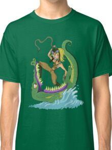 Adventuring can be hazardous to your health! Classic T-Shirt