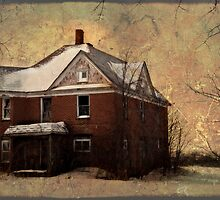 Abandoned Farm House by kevinw