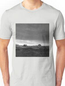 russian rural landscape  Unisex T-Shirt