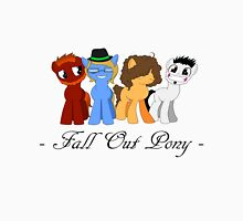 Fall Out Pony Unisex T-Shirt