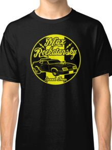 Rockatansky speed shop Classic T-Shirt