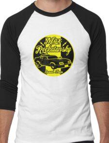 Rockatansky speed shop Men's Baseball ¾ T-Shirt