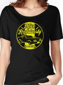 Rockatansky speed shop Women's Relaxed Fit T-Shirt