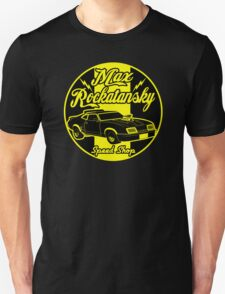 Rockatansky speed shop Unisex T-Shirt