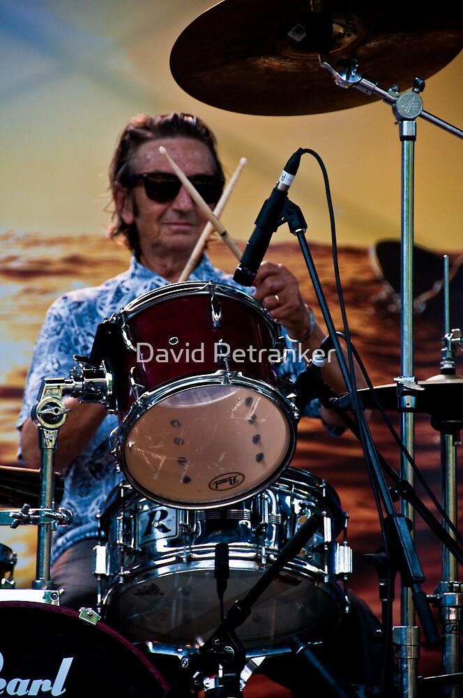 Drummer by David Petranker