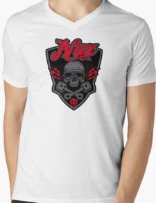 Nux car custom Mens V-Neck T-Shirt