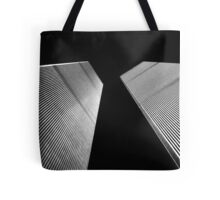 Twin Towers Tote Bag