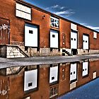 untitled HDR reflection by Anthony  Popalo
