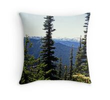 """""""Olympic Spring Time"""" Throw Pillow"""