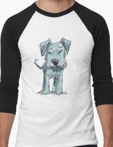 oldfella Men's Baseball ¾ T-Shirt