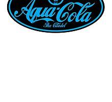 Aqua cola by edcarj82
