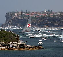 "Start of the ""Hobart"" (Sydney) by BGpix"