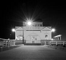 St Kilda Pier by Emma Holmes