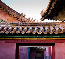 Winter in the Forbidden City by playesque