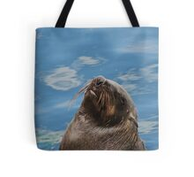 Daydreaming seal - Tote bag Tote Bag