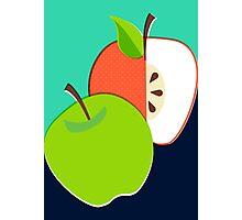 Retro Apple Photographic Print