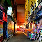 Urban Art by Emma Holmes