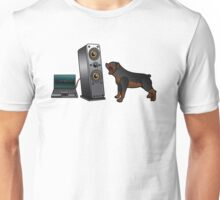 His Masters Voice The new Age Unisex T-Shirt