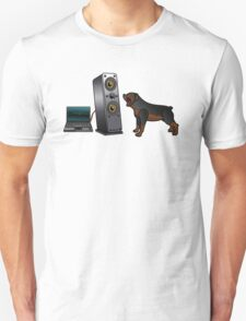 His Masters Voice The new Age T-Shirt