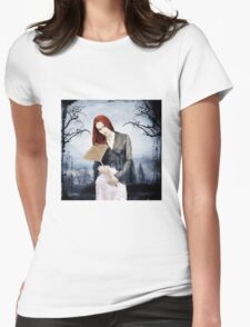 No Title 23 Womens Fitted T-Shirt