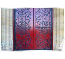 St Paul's Doors Poster