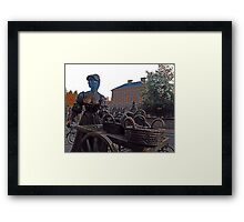 Cockles And Mussles -Molly Malone -Ireland Framed Print