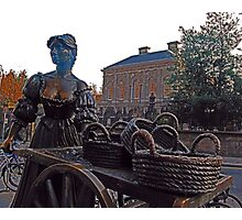 Cockles And Mussles -Molly Malone -Ireland Photographic Print