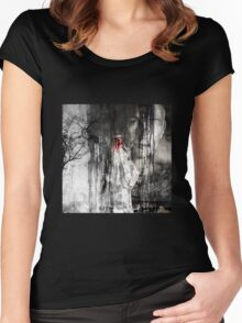 No Title 15 Women's Fitted Scoop T-Shirt