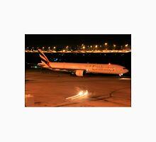 Emirates 77W Heavy - Perth Intl. Airport Unisex T-Shirt
