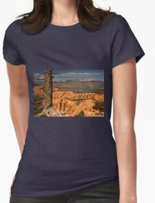 Trees Of Bryce - 2 ©  Womens Fitted T-Shirt