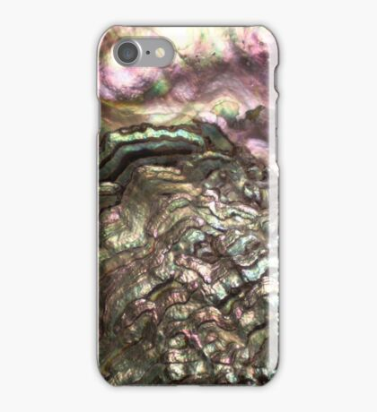 Macro photography shell iPhone Case/Skin