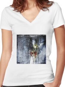 No Title 10 Women's Fitted V-Neck T-Shirt