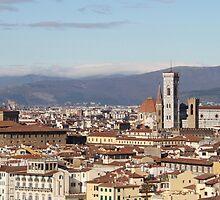 Florence Landmarks by Emma Holmes