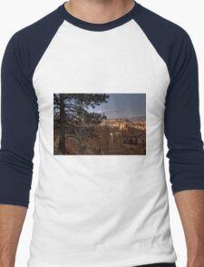 Trees Of Bryce - 4 © Men's Baseball ¾ T-Shirt