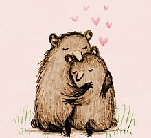 Bearlentines by Sophie Corrigan