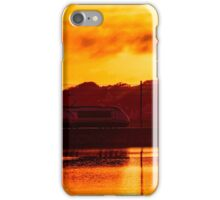 Acela Sunset iPhone Case/Skin