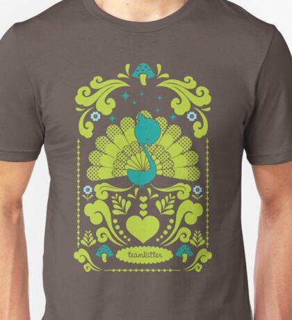 peacocks Unisex T-Shirt